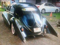 Bat Mobeetle Batmobile Kustom First Car Kit Cars Beetle Accessories
