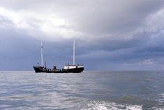 Er ligt een schip op de Noordzee.... Radio Veronica.
