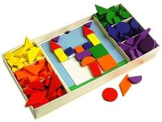Playful Patterns Game by Discovery Toy