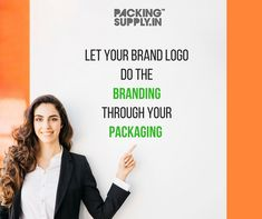 The Packaging is nearly as important as the item itself! Let Your Brand Logo do the Branding through your Packaging. Start Now! Packing Supplies, Letter Board, Packaging, Branding, Social Media, Posts, Let It Be, Lettering, Brand Management