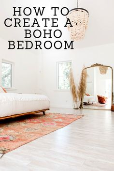 Creating a minimalistic boho bedroom with neutral tones and plants. House Plants decorate your bohemian bedroom and get boho bedroom furniture ideas and room decorations. Boho Chic Bedroom, Boho Room, Bedroom Inspo, Bedroom Ideas, Luxury Home Decor, Diy Home Decor, Look Boho Chic, Boho Style, Black Bedroom Furniture