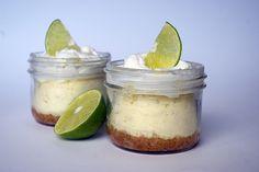 Microwave Lime Cheesecake I