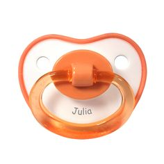Nuby orange von http://namenbar.de