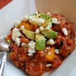 Easy Chili – Paleo/Vegan Options