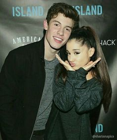 Omgg!!!! My two favorite celebrities with each other!!