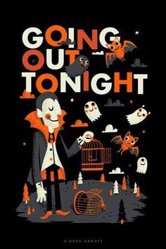 Who plans on trick-or-treating tomorrow night? #HappyHalloween