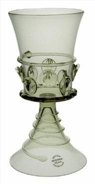 CUP FROM GAME OF THRONES! So buying this whenever I have money agian lol  G419 Prunted Wine Glass