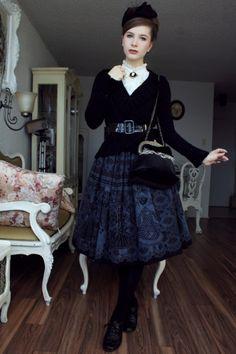 Fanny Rosie is pretty much my fashion icon.