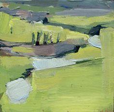 "Daily Paintworks - ""pilings #936"" - Original Fine Art for Sale - © Lisa Daria"