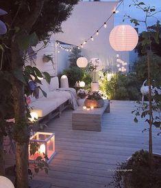 déco terrasse : 13 terrasses à copier ! | Une hirondelle dans les tiroirs