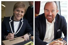 Nicola Sturgeon put on the spot over SNP's millionaire donor Brian Souter as Labour say nationalists are letting 'vested interests' wreck public transport - Daily Record