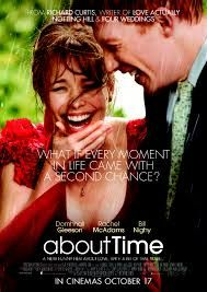 "I highly recommend the movie ""About Time.""  It is a romantic time traveling comedy drama!  I loved it!  Recommended by Tina P., Customer Service"