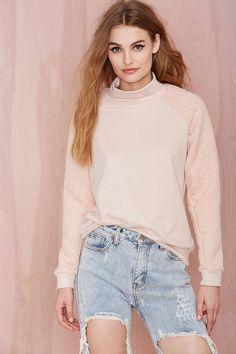 Look Who's Mockin' Sweatshirt