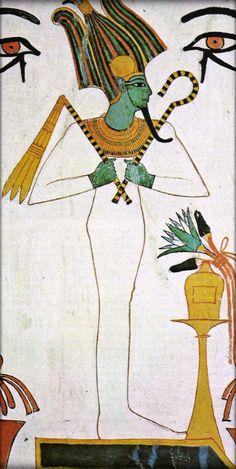 Ancient Egyptian Gods and Goddesses: Osiris Facts