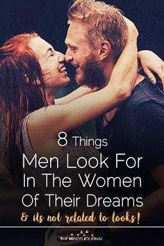 8 Things Men Look For In The Women Of Their Dreams and its not related to looks! - https://themindsjournal.com/8-things-men-find-attractive-in-women-and-its-not-their-beauty/