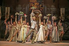 Photo Flash: First Look at EVER AFTER Company in World Premiere of EVER AFTER at Paper Mill Playhouse