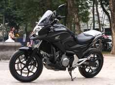 Honda NC700X 2012 tại Việt Nam