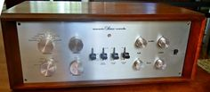 Marantz 7C Tube Preamp, The best for a very long time.