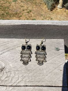 Boutique Item McCoy Designed Bronze Wide Eye Barn Yard Owl Earrings Gift bagged for easy gift giving. Thank you for stopping by and have a blessed day! Owl Earrings, Vintage Earrings, Have A Blessed Day, Easy Gifts, Barn, Bronze, Eye, Boutique, Jewelry