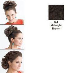 Put On Pieces Stylemaker Hair Wrap Midnight Brown by Hair U Wear. $12.74. Part of the Put On Piece s new Freestyle collection, the patented Stylemaker is 5 long hair on a wrap that can be worn casually around a ponytail or elegantly around a bun. Made with our amazing new Tru2Life fiber, this versatile piece can be curled or straightened with thermal styling tools for any look.