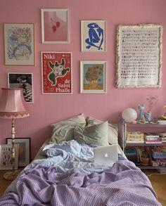 My New Room, My Room, Room Ideas Bedroom, Bedroom Decor, Bedroom Signs, Decorating Bedrooms, Bedroom Inspo, Pastel Room, Pastel Decor