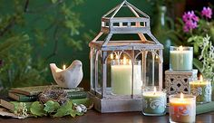 new PartyLite products :)