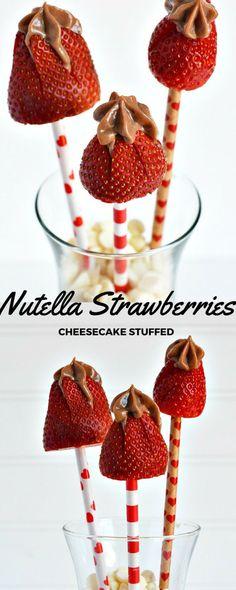 Nutella Cheesecake S