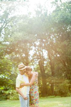 summer lovin' engagement | jenn liang photography
