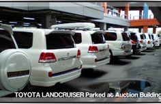 Toyota, largest automobile manufacturer auto auction