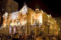 teatro Municipal -São Paulo #brazil