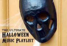 The Ultimate Halloween Music Playlist from @Skimbaco Lifestyle