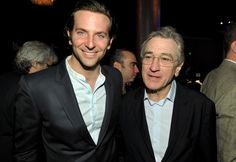 85th Academy Awards Nominees Bradley Cooper and Robert De Niro