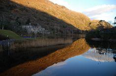 Reflections of Ireland.