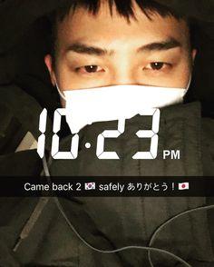 G-Dragon on instagram