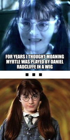 Funny pictures about Daniel Radcliffe in a wig. Oh, and cool pics about Daniel Radcliffe in a wig. Also, Daniel Radcliffe in a wig. Harry Potter Humor, Estilo Harry Potter, Mundo Harry Potter, Funny Harry Potter Pics, Always Harry Potter, Harry Potter Stuff, Harry Potter Book Quotes, Harry Potter Hermione, Harry Potter Film