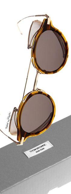 48856c3a02a 10 mejores imágenes de Thom Browne sunglasses
