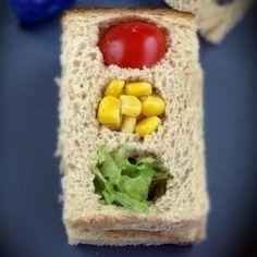 Traffic light sandwich