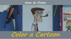 How To Color a Cartoon