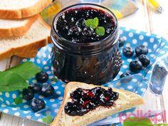 Dżem jagodowy - przepis składniki i przygotowanie -Przepis