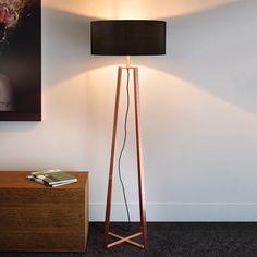 Lucide Coffee Floor Lamp - Lighting Direct