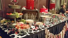 Country baby shower by Decorate by Design Casper Wyoming