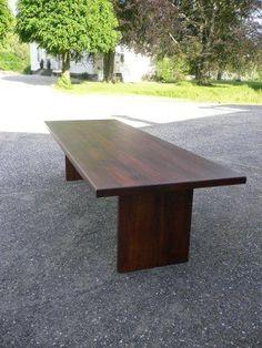 Straight spisebord fra Brubakken Home