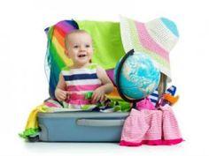 Reisen mit Kindern: Packliste für Babys und Kleinkinder