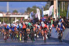 Giacomo Nizzolo takes the final stage of the Vuelta San Juan