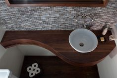 Cool powder room sinks | Small Powder Room Sinks Design Ideas, Pictures, Remodel, and Decor