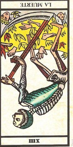 Arcano XIII - A Morte Invertida Carta Tarot para 06-10-2014 Hoje o dia pode começar com algumas contrariedades, com situações mais chatas e pode ser confro