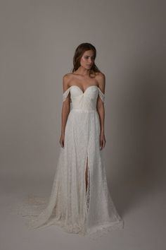 Bride by Sarah Seven - The Romantics Collection - Romanced gown #sarahseven #sarahsevenloveclub #bridal