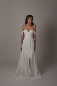 Bride by Sarah Seven - The Romantics Collection - Romanced gown #sarahseven #sarahsevenloveclub #bridal
