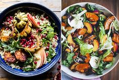 15 Delicious Fall Salads That Will Actually Fill You Up