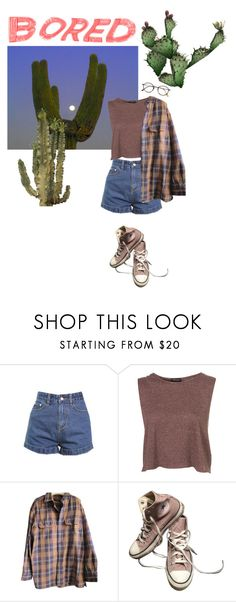 """im livin in california"" by arthoe2001 ❤ liked on Polyvore featuring Timberland, Converse and Frency & Mercury"